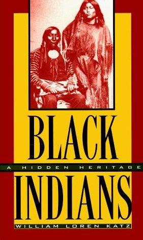 Black Indians, William Loren Katz, 1996