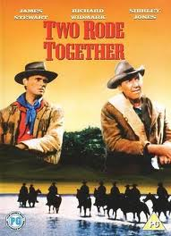 Two Rode Together,<br> John Ford, 1961